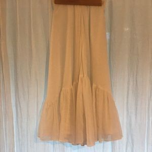 Dresses & Skirts - VINTAGE HIGH WAIST RUFFLE SKIRT